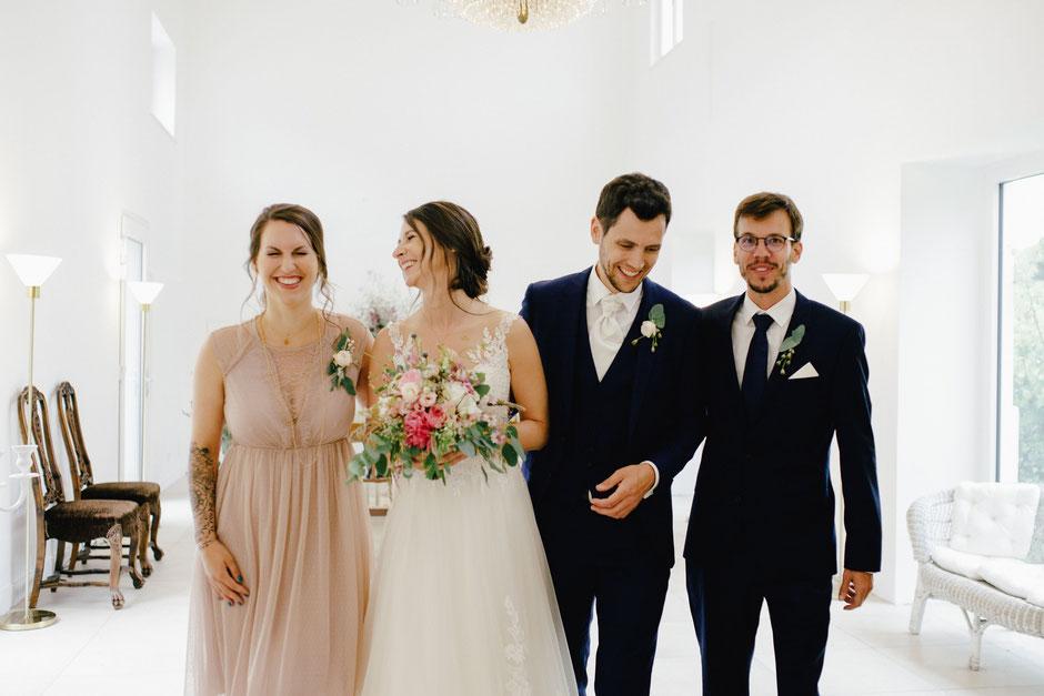 Hochzeit in der Schmiede am Ravelsbach