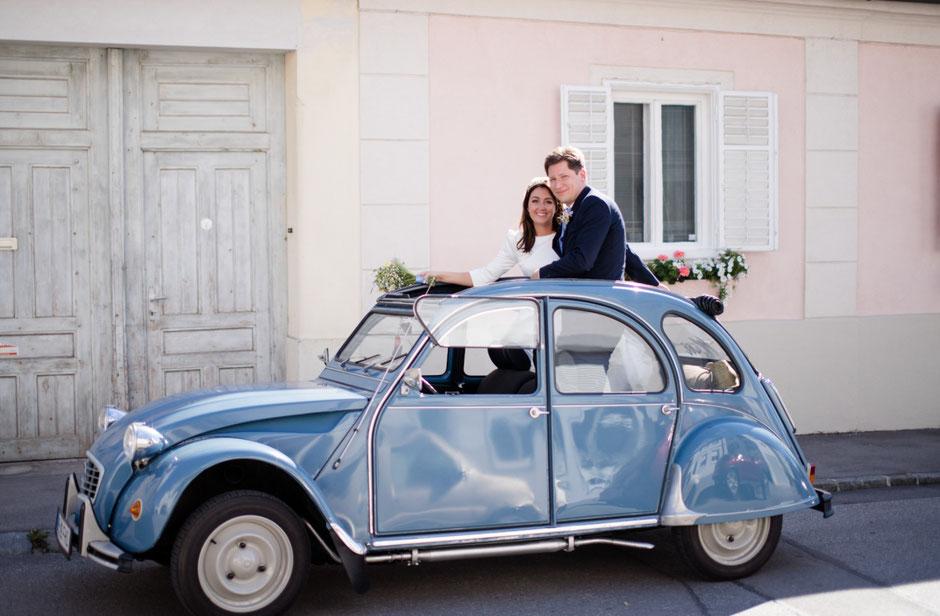 Hochzeit in Baden am Rudolfshof