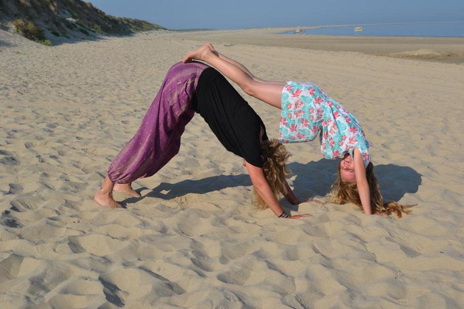Yoga für Familien und Kinder