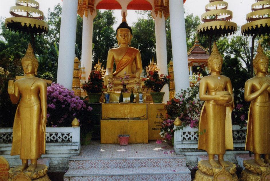 Delaus Reise-Blog, Laos-Reportagen