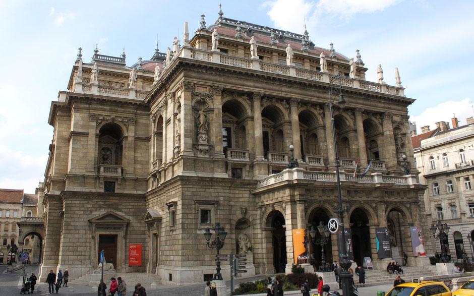 Budapest State Opera
