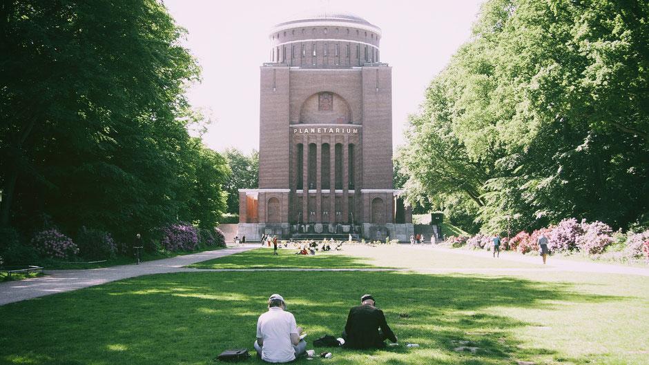 Planetarium Hamburg, Stadtpark