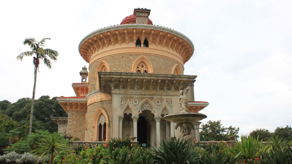 The Monserrate Palace