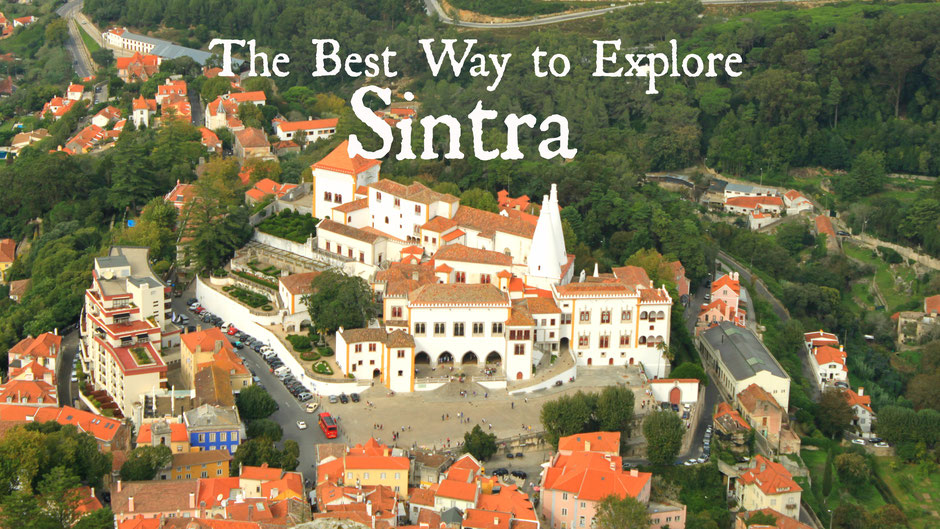 Getting around Sintra