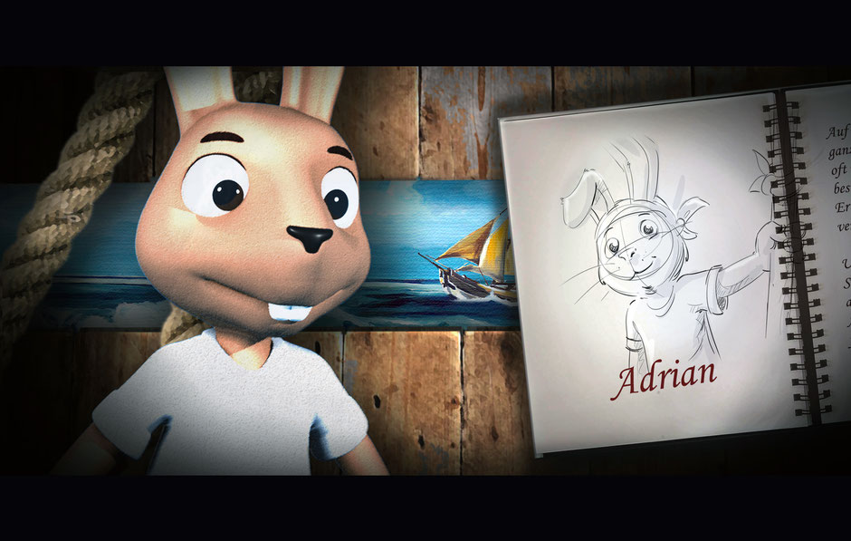 Animation, Development, Regie, Film Director: Ansgar Niebuhr
