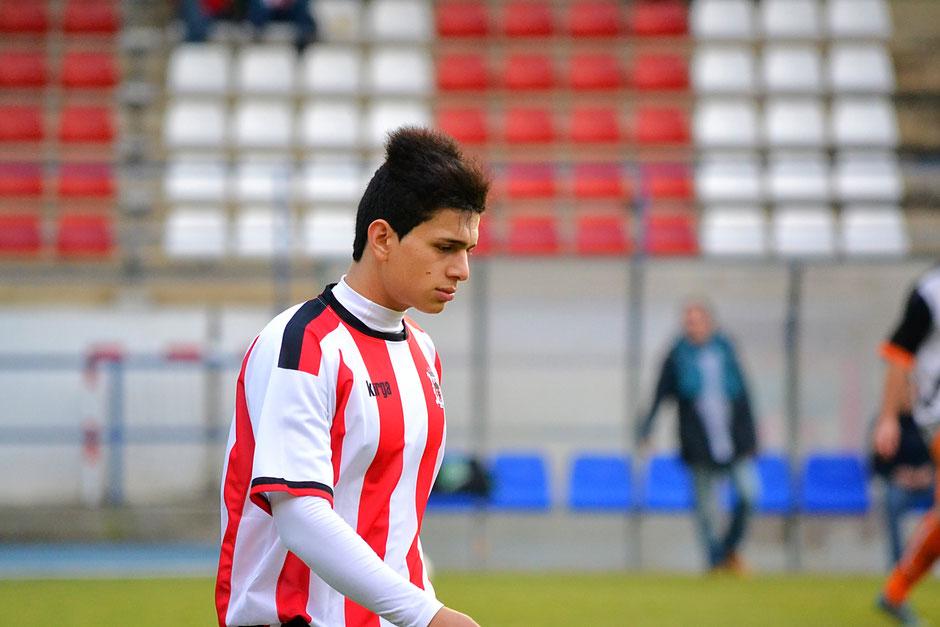 Brayan Garzón es el máximo goleador del Laudio con 5 tantos.