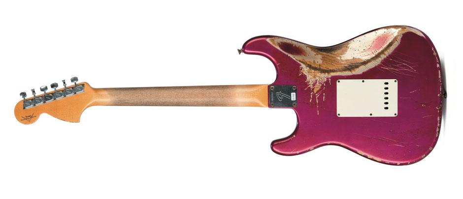 Fender Custom Shop 63 Relic Stratocaster
