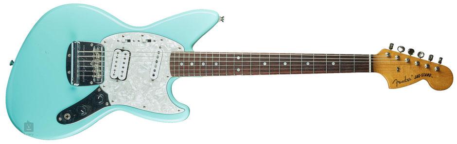 1996 Fender Jag-Stang, made in Japan