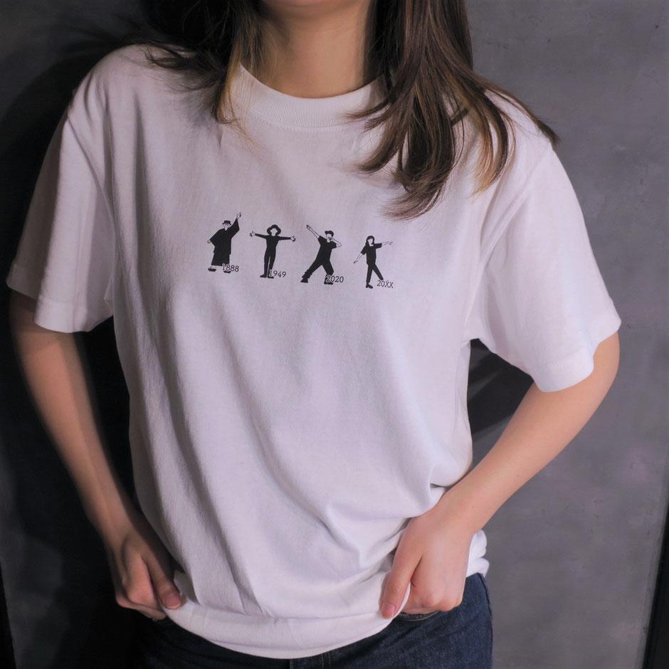 栗山町 地元Tシャツ