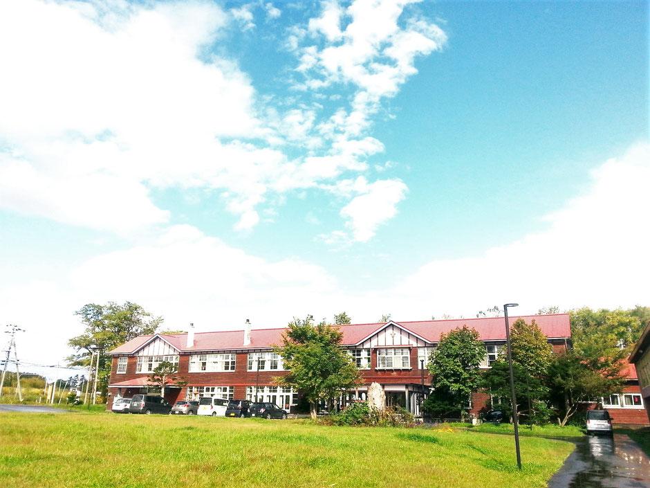 雨煙別小学校 コカ・コーラ環境ハウス