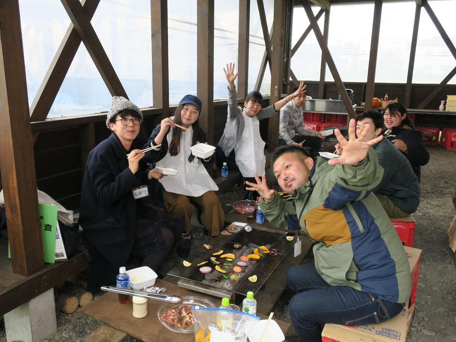 北海道 栗山町 BBQ