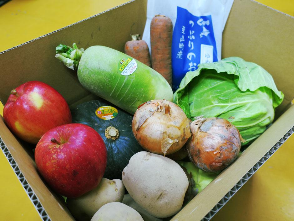 秋野菜セット