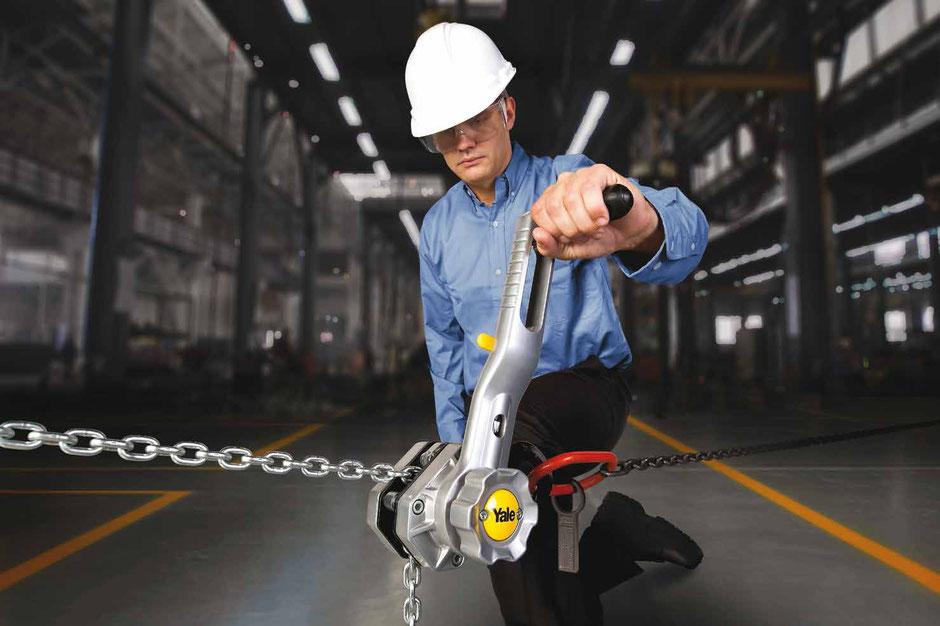 © COLUMBUS McKINNON Industrial Products GmbH