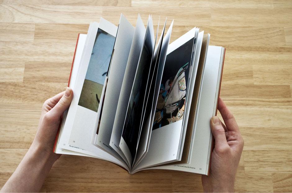 Buch zu der Fotostrecke 804