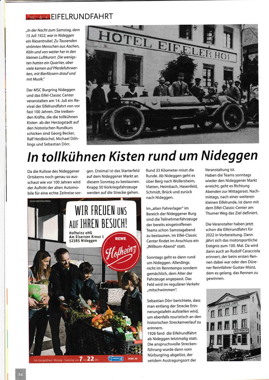 Dürener Illustrierte Juli/August 2019