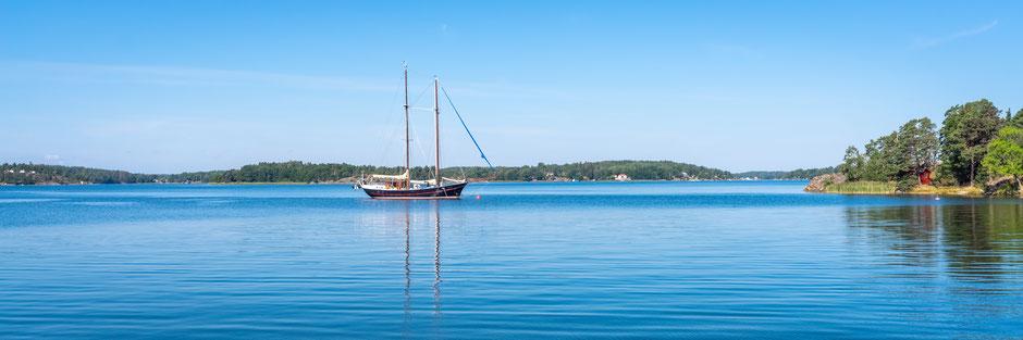 Segeltörns Ostsee Nordsee