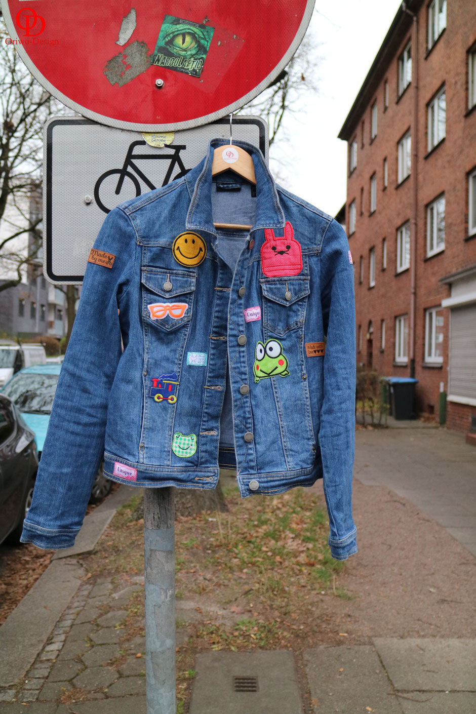 Denim jackets are currently all over runways, Fashion magazines & on social media, but with embellishments such as embroidery & interesting patches.