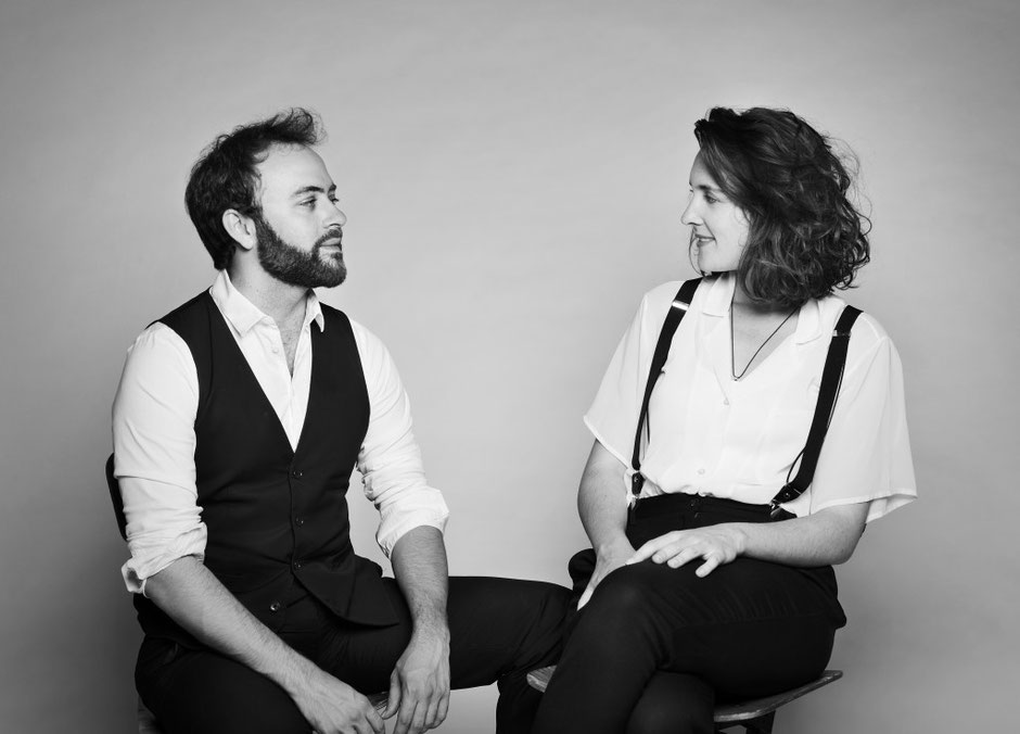 Pierre Cussac et Fionna Monbet © DR