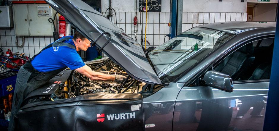 Fahrzeugtechnik Dukart in Siegen