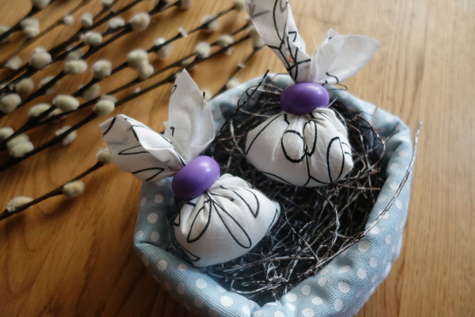 Ostern Osternest Osterhase