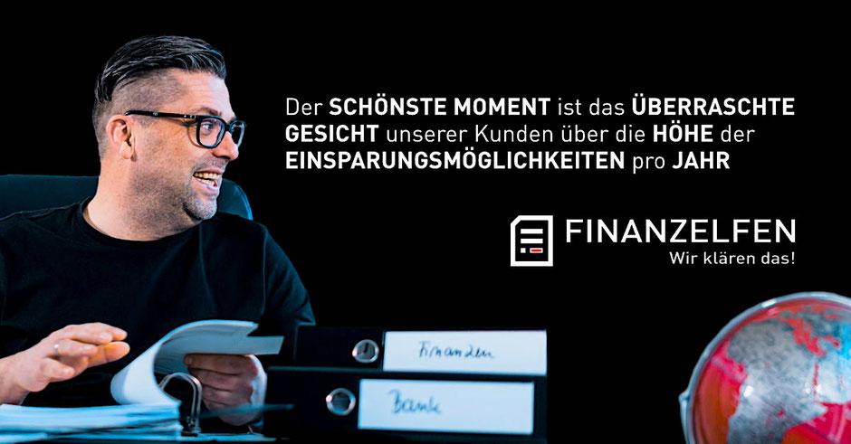 Michael Sturm, Finanzelfen, Finanzberatung