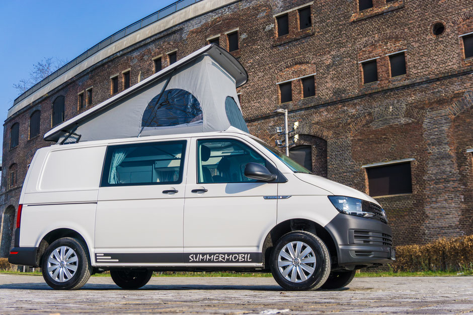 Spezialangebot VW T6 Campervan Edition