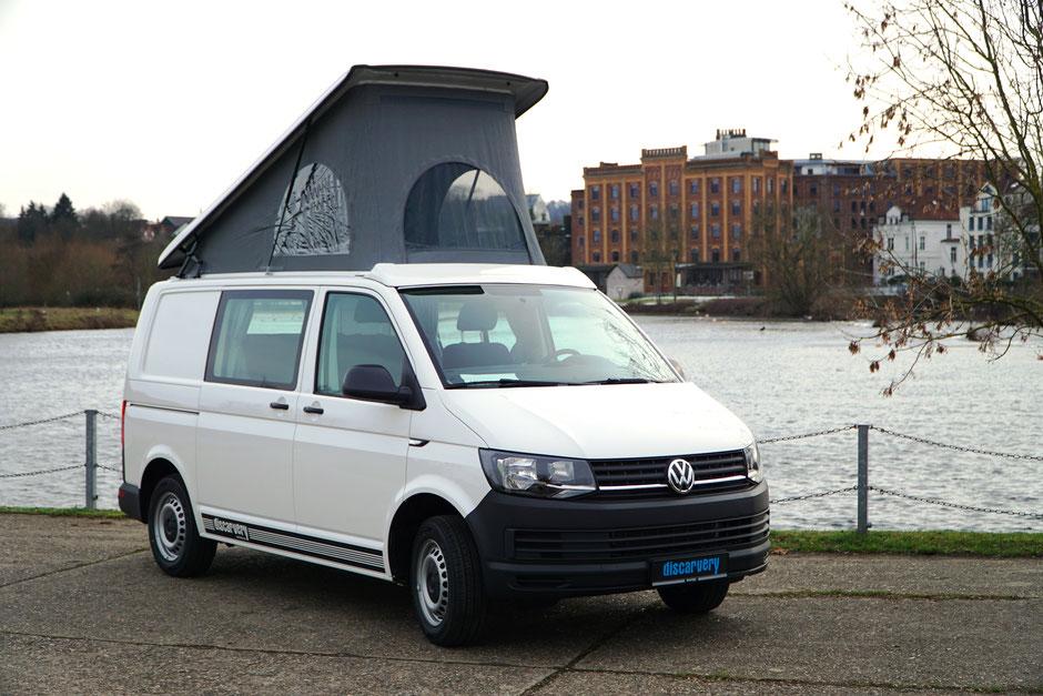VW T6 California mieten in Bochum