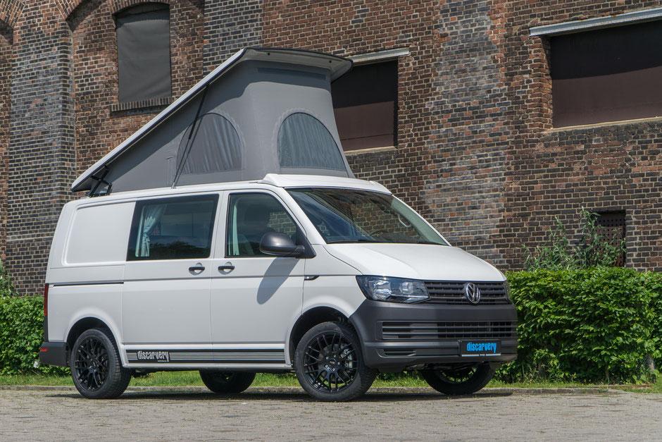 Kurzfristig verfügbarer T6 Campervan aus unserer Ausstellung