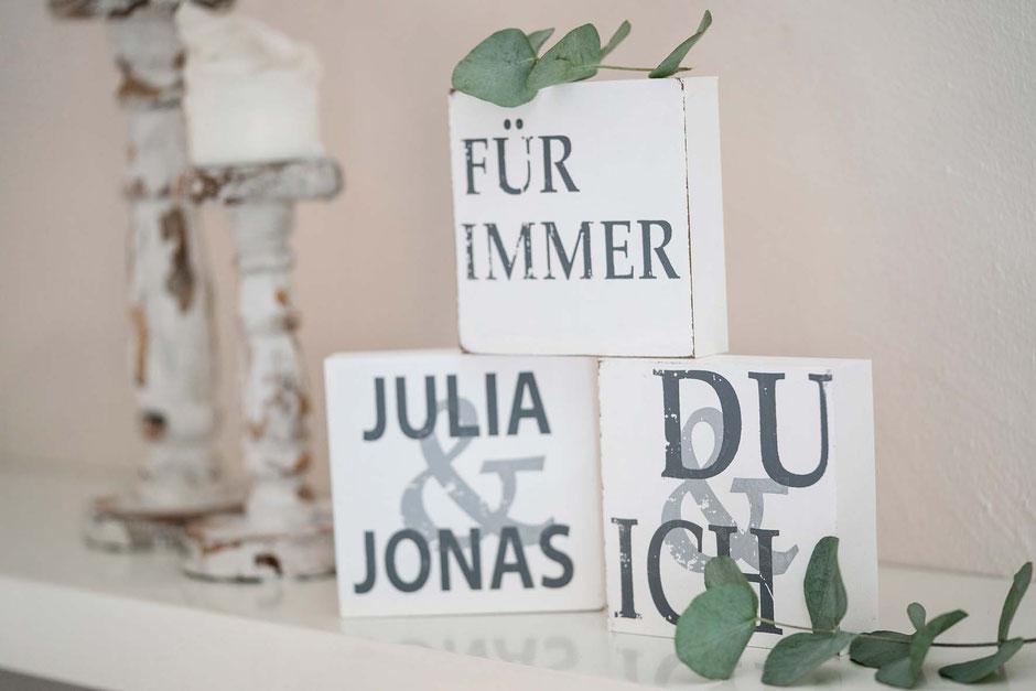 Personalisierte Geschenke, Unikat Handdruck Sieb & Seele Sieb und Seele Siebdruck Bielefeld