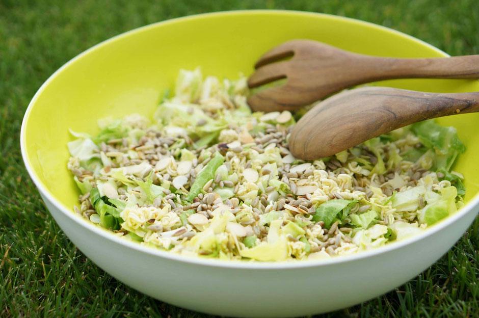 Nudelsalat im Yum-Yum-Style | schnell zubereitet