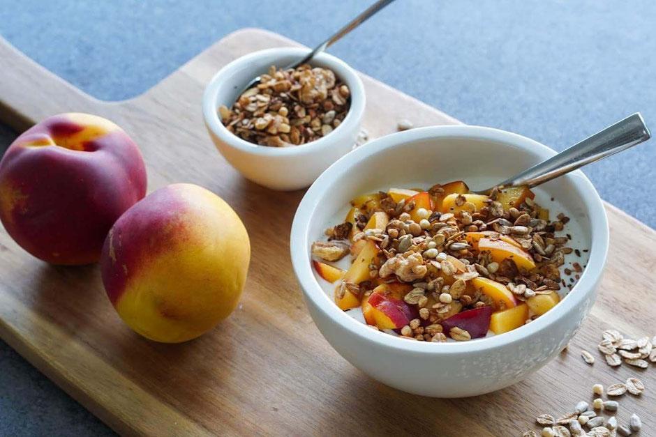 Gesundes Schoko-Müsli | natürlich gesüßt  & gesund