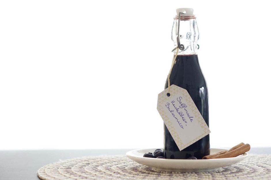 Waldheidelbeer-Balsamico I  fruchtig & schnell zubereitet