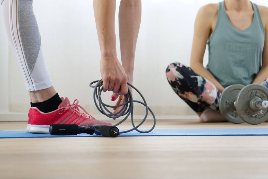 Home Workout - Vorbereitung ist alles