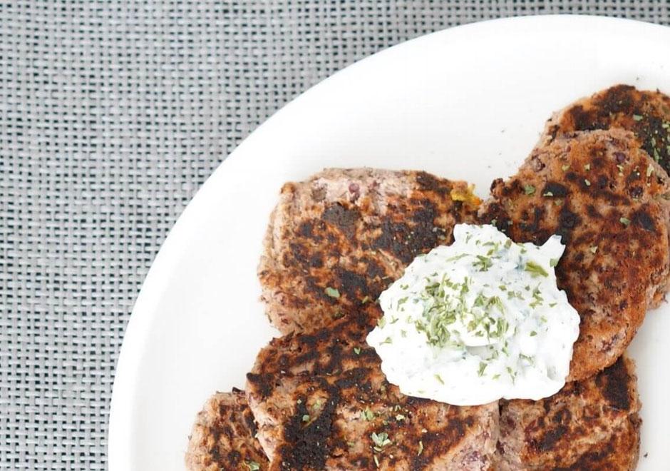 Thunfisch-Frikadellen | low carb & schnell zubereitet