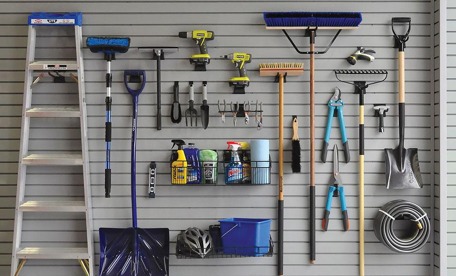 Shop Moderne Fertiggarage Mit Garagen Odnungssystem