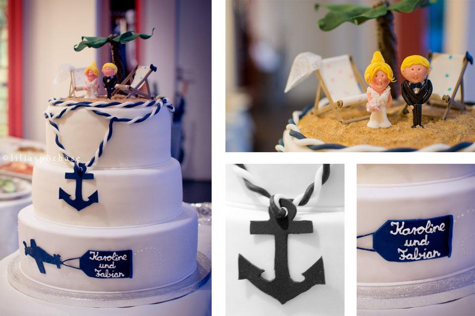Torte, Hochzeitstorte, Hochzeit, Kuss, liliaspoerhase, Lilia Spörhase, Fotografie, Hamburg