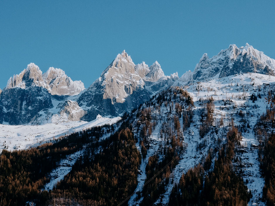 Chamonix (French Alps, Alpes françaises)