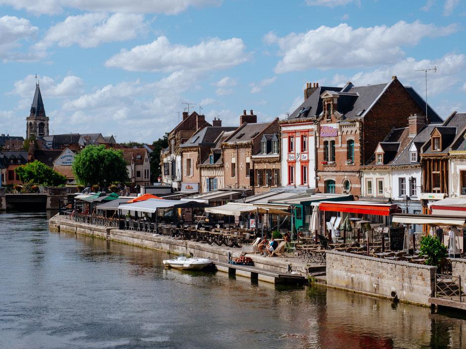 Quai Bélu, Saint-Leu, Amiens, Picardie