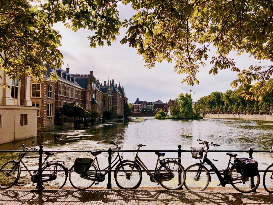 Binnenhof in The Hague