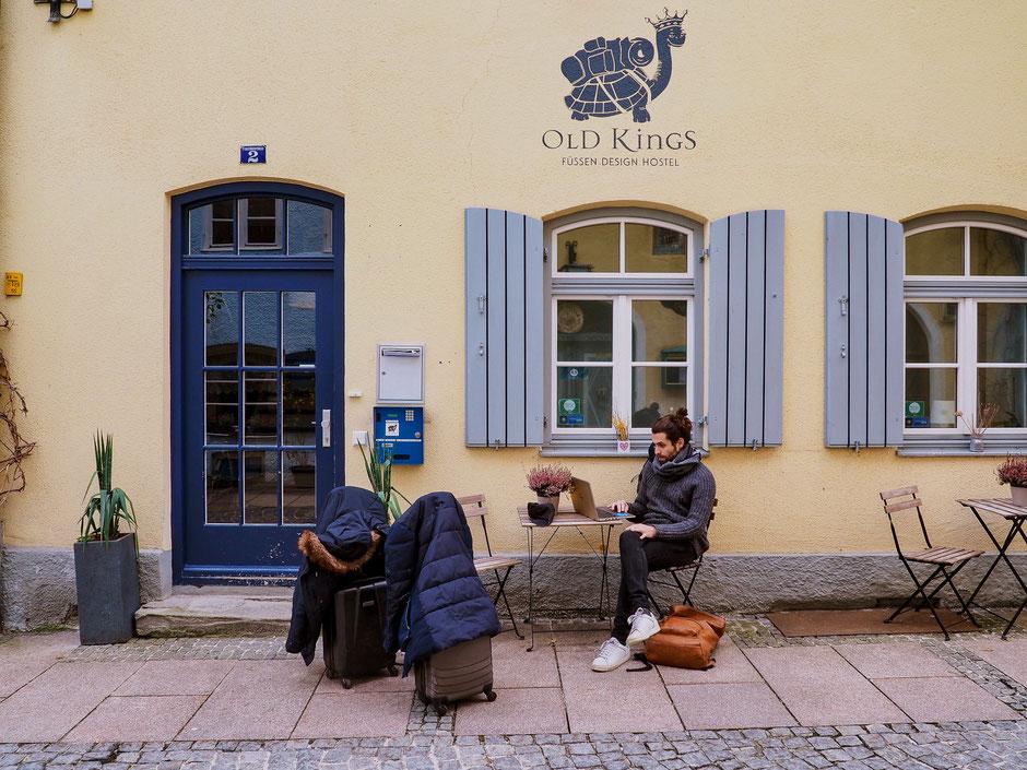 Old Kings Füssen Design Hostel (Bavaria)