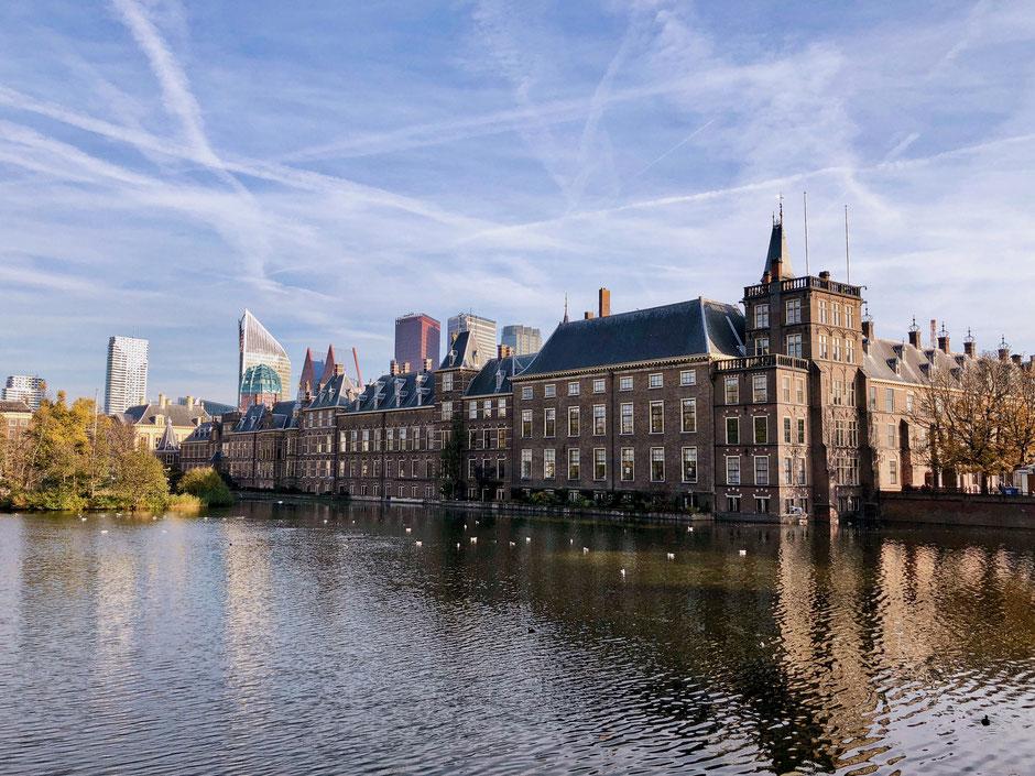 Buitenhof in The Hague