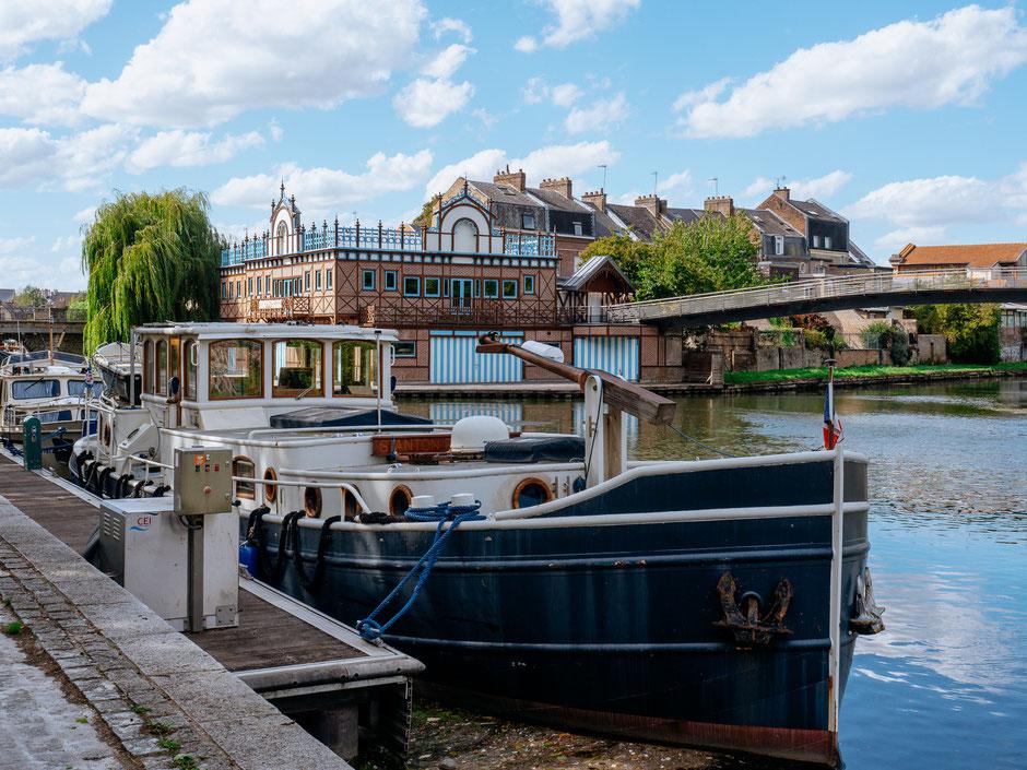 Port d'Amont, Amiens