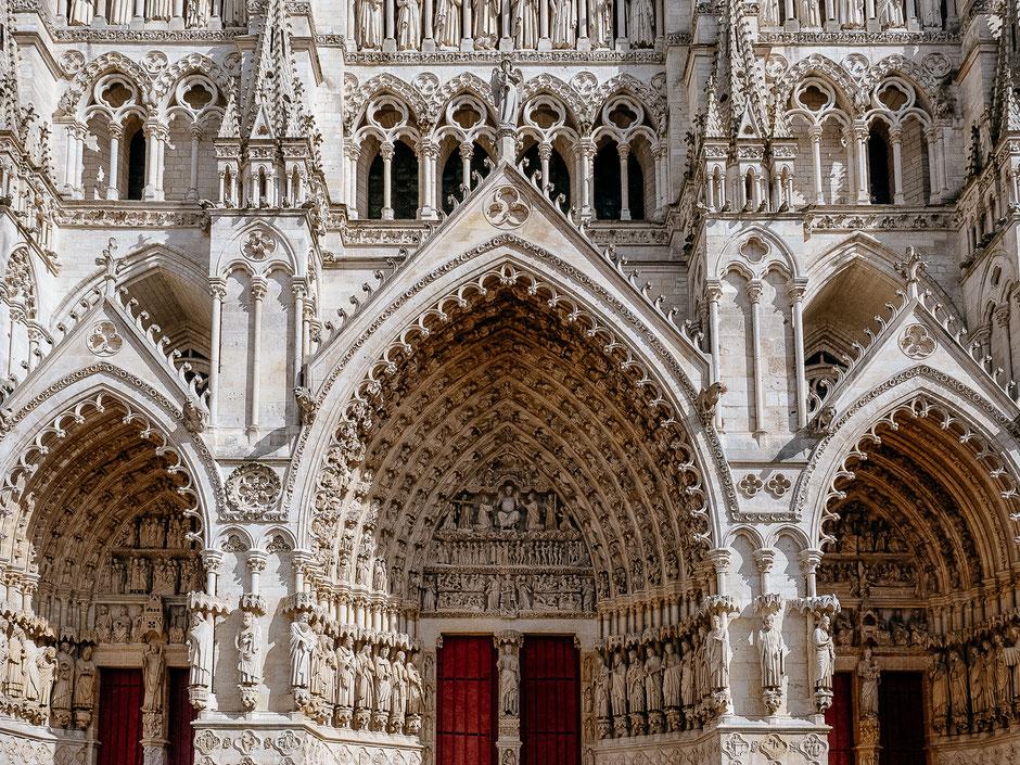 Cathédrale d'Amiens, Cathedral of Amiens, Picardie