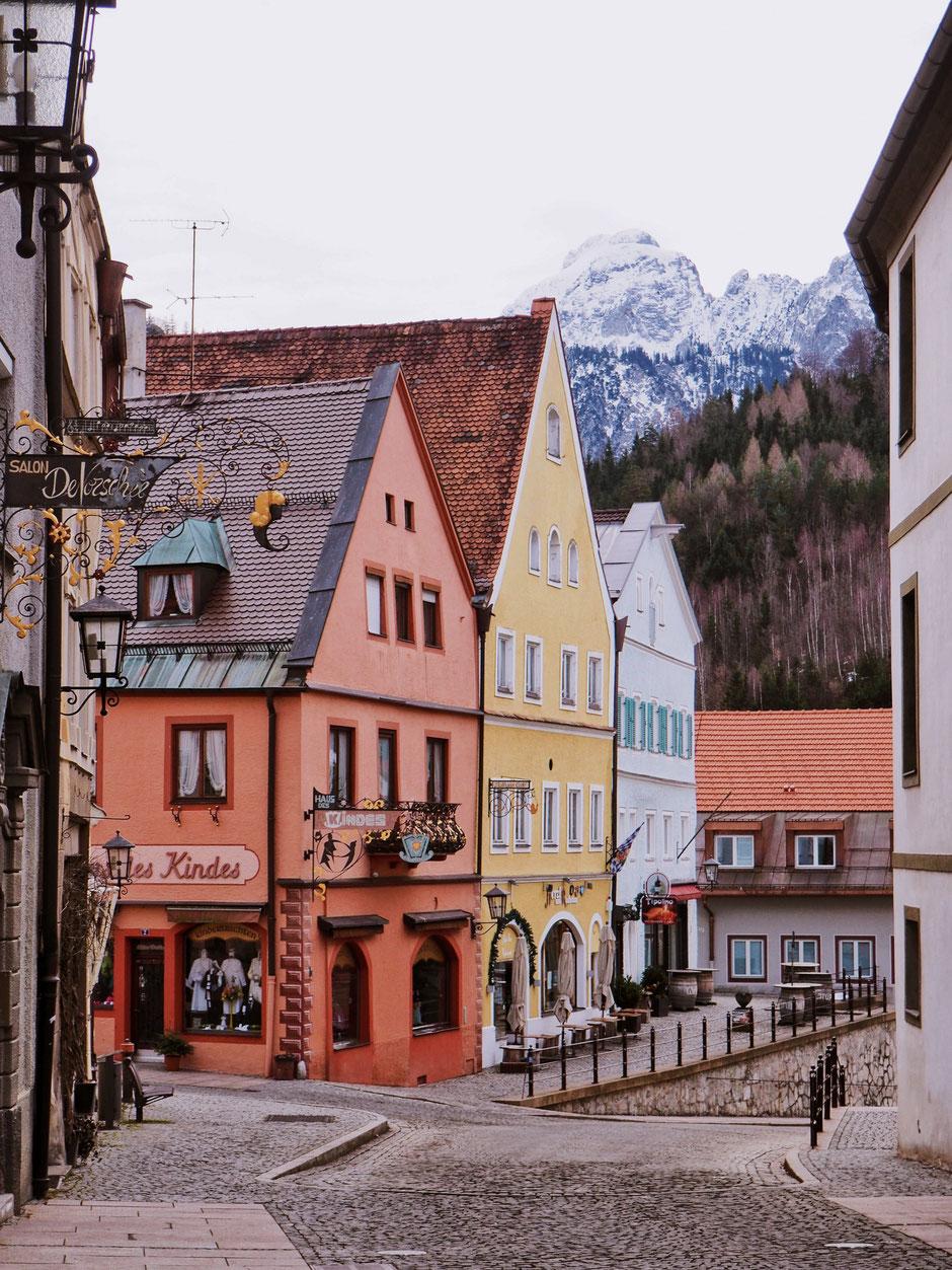 Lechalde in Füssen (Bavaria)