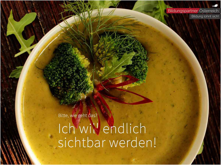 Content Gestaltung & Contentmarketing: Wo in der World Wide Web-Suppe bin ich?!
