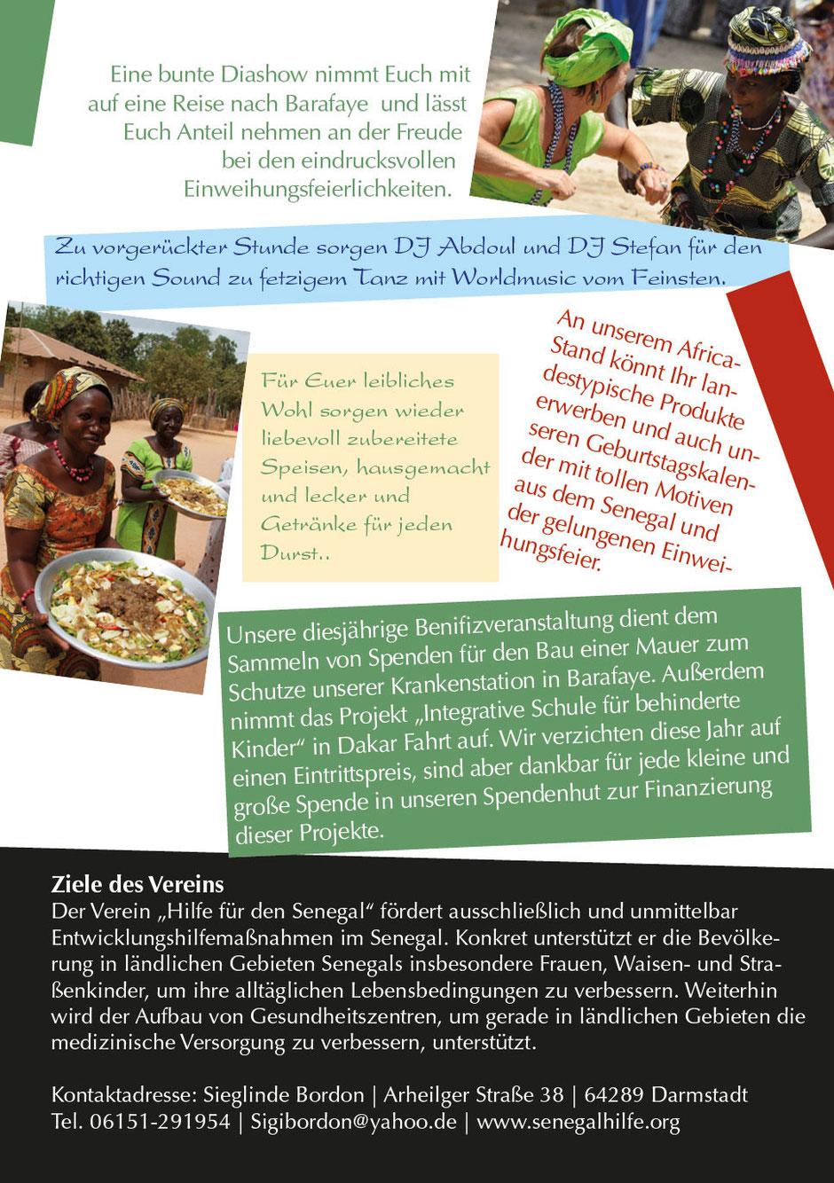 Spenden dank Suppkultur - Hilfe für den Senegal e. V.