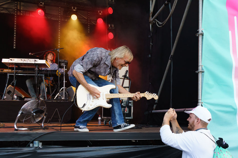 SPAN am Stadtfest Bern 2016 - 21.08.2016