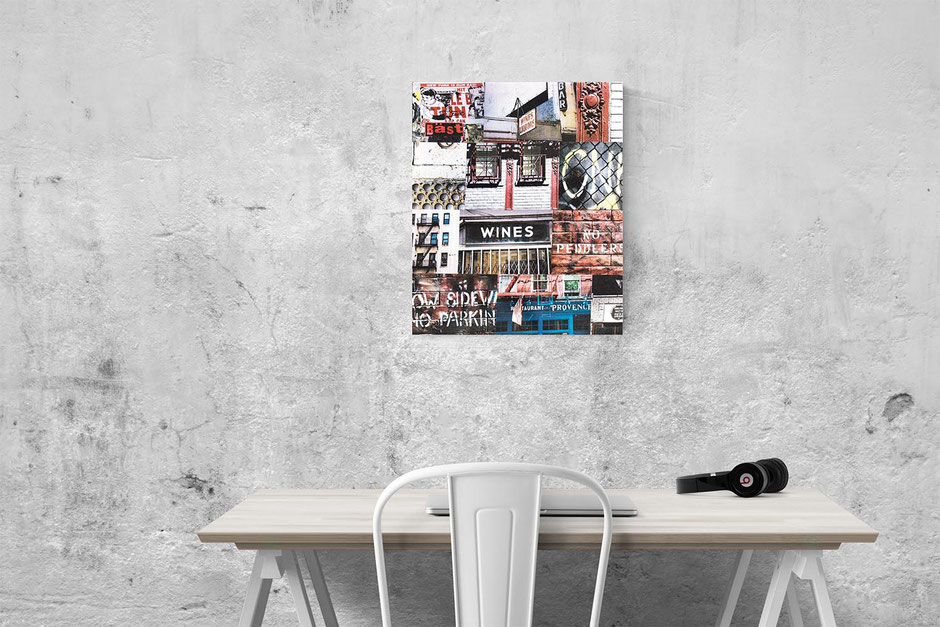 new york photo canvas interior wall decor