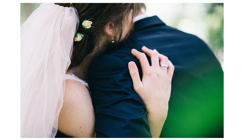 Geschichte einer Hochzeit in Bildern Nummer 1