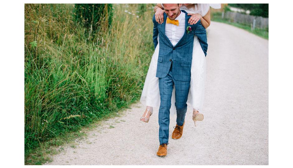 Geschichte einer Hochzeit in Bildern Nummer 4